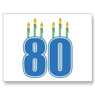 Frases De Cumpleaños Frases De Cumpleaños Para 80 Años