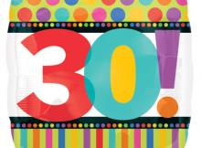 Frases de cumpleaños para 30 años